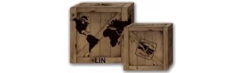 EMBALAJES DE MADERA (Cajas, jaulas, embalajes marítimos)